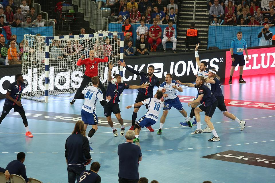 2017 18 Ehf Champions League Gallery 2015 16 Men S Ehf Champions League Hc Prvo Plinarsko Drustvo Zagreb Vs Paris Saint Germain Handball