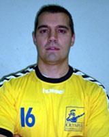 European Handball Federation - <b>Christophe Hunault</b> / Player. « - B