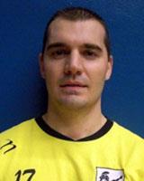 European Handball Federation - Christophe Hunault / Player. « - B