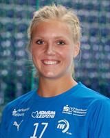 European Handball Federation - Anne Hubinger / Player. « - B
