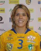 European Handball Federation - Maria Lujan Suarez / Player. « - B