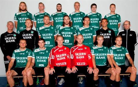European Handball Federation Skjern Handbold