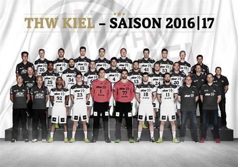 thw kiel champions league 2017